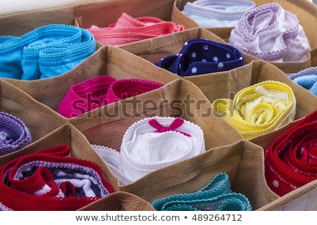colored panties Stock photo © RuslanOmega