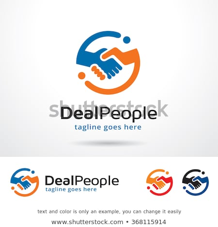 Partner Logo Design stock photo © sdCrea