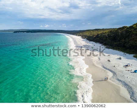 Hyams Beach Australia Stock photo © lovleah