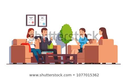 zakenman · aktetas · eps · bestand · element · afzonderlijk - stockfoto © robuart