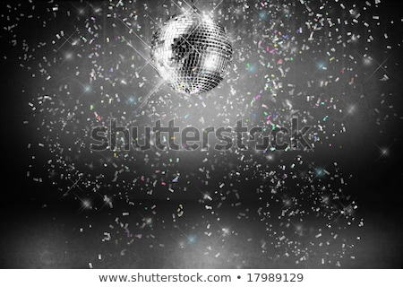 Vazio boate discoball brilhante diversão noite Foto stock © robuart
