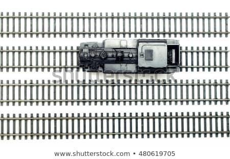 miniature railway isolated Stock photo © sahua