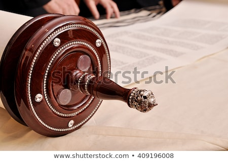 man reads the Torah Stock photo © OleksandrO