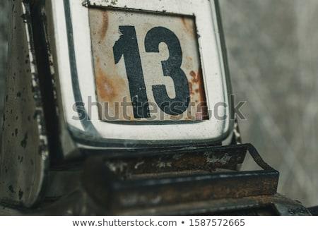 Bad day calendar Stock photo © stevanovicigor