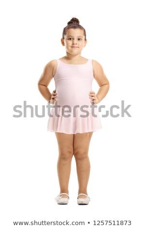 かなり ぽってり 女の子 美しい 手 ストックフォト © stockyimages