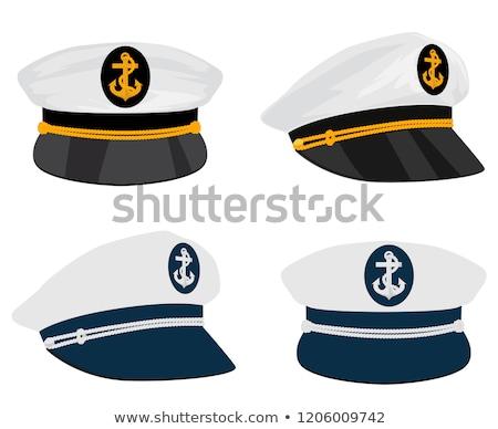sailor hat Stock photo © carlodapino