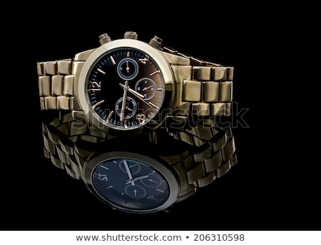 Silver and gold watches Stock photo © ifeelstock