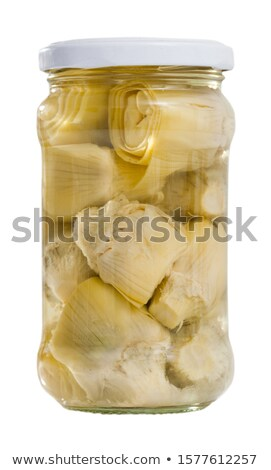 lot of artichokes Stock photo © Mikko