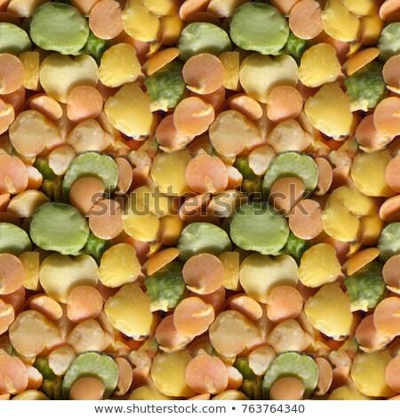 Corn Grits Background. Seamless Texture. Stock photo © tashatuvango