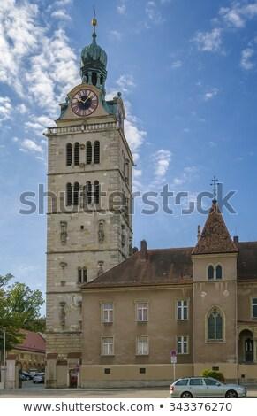 St Emmeram Church Regensburg Germany Stock photo © backyardproductions