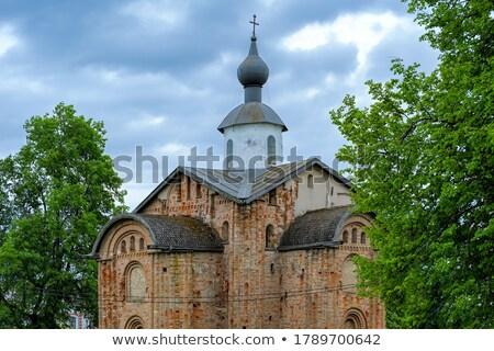 教会 歴史 ストックフォト © SergeyAndreevich