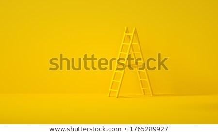 3D Rendering increase the climb to success Stock photo © alphaspirit