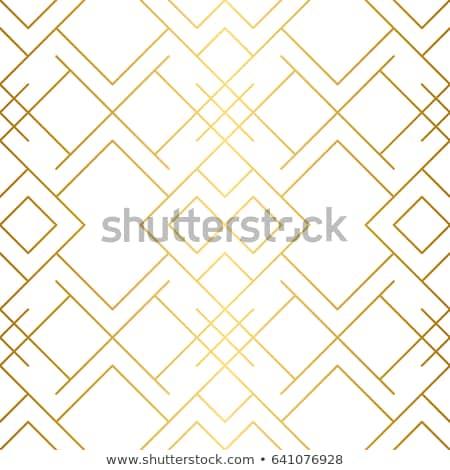 abstract · geometrica · pattern · senza · soluzione · di · continuità · design - foto d'archivio © SArts