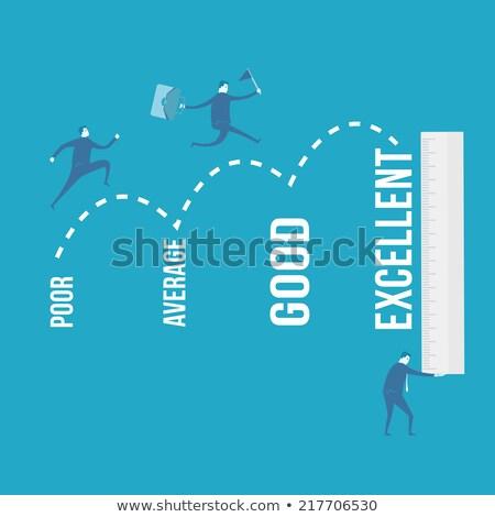 planning   cartoon green text business concept stock photo © tashatuvango