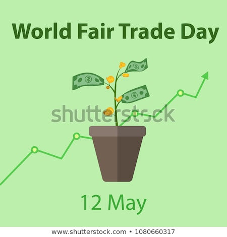 World Fair Trade Day 12 may  Stock photo © Olena