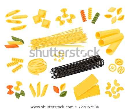 A Set of Italian Cuisine Stock photo © bluering