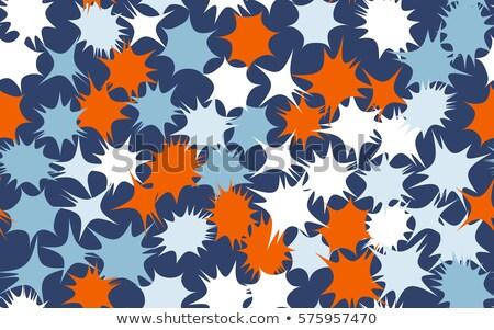 Estrellas formas sin costura vector Foto stock © yopixart