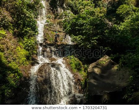 7 滝 エルサルバドル 風景 旅行 滝 ストックフォト © benkrut