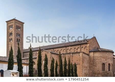 St. Francis basilica, Ravenna, Italy Stock photo © borisb17