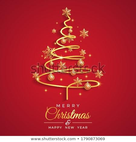 звезды · рождественская · елка · украшения · ангела · праздник - Сток-фото © oly5