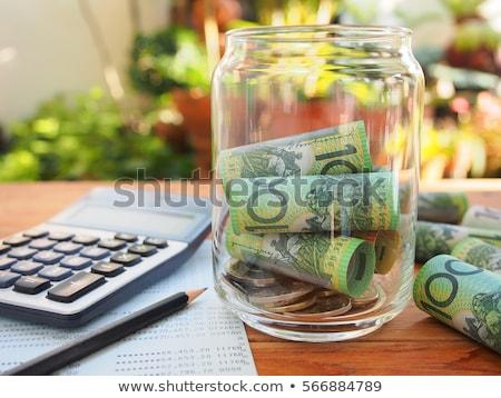 aussie cash Stock photo © photohome