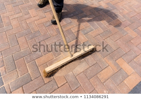 Brick Paving Stock photo © iTobi