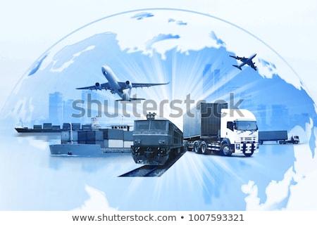 International Freight Transportation Stock photo © Lightsource