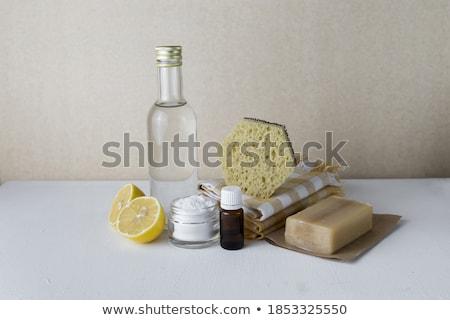 taze · doğal · organik · model · limon · meyve - stok fotoğraf © italianestro