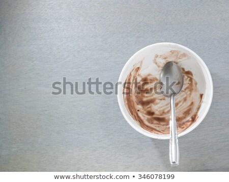 Fnished Ice Cream Stock photo © ozgur
