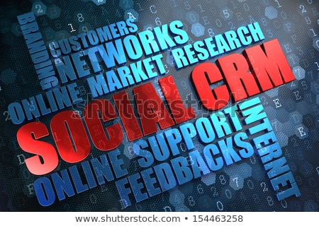 博客 · 紅色 · 主 · 字 · 藍色 - 商業照片 © tashatuvango