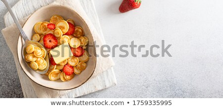 Mini butter Stock photo © smuay