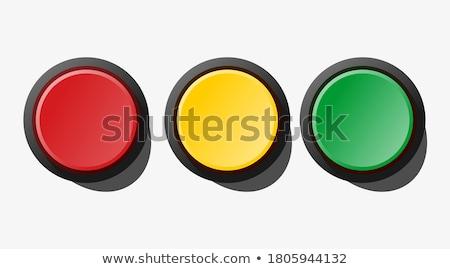 Abort button Stock photo © burakowski