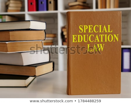Education Law Stock photo © Lightsource