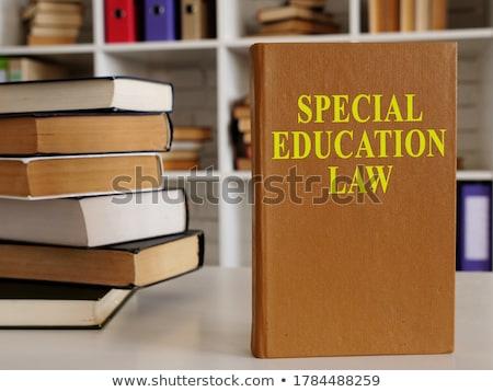 education law stock photo © lightsource