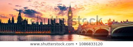 панорамный · мнение · Тауэрский · мост · башни · Лондон · замедлять - Сток-фото © vwalakte