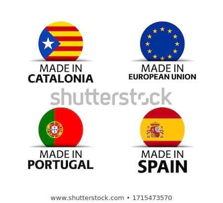 made in portugal Stock photo © tony4urban