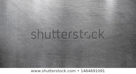 brushed titanium surface Stock photo © Istanbul2009