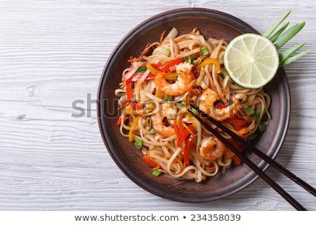 Taylandlı · gıda - stok fotoğraf © art9858