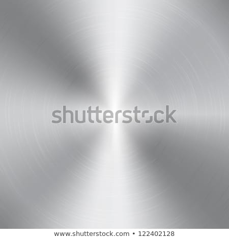 High contrast brushed stainless steel texture. Stock photo © kayros