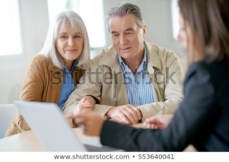 financial investment guidance stock photo © lightsource