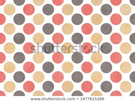 gray background with polka pattern Stock photo © SArts