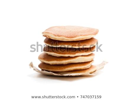 Сток-фото: завтрак · цветок · форме · Ягоды · меда