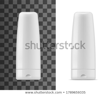 shampoo and conditioner bottles stock photo © luissantos84