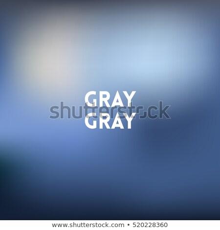 carré · floue · turquoise · couleurs · citer · ciel - photo stock © marysan