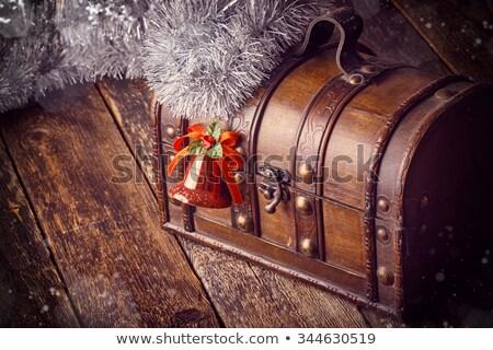 A Festive Christmas Treasury Stock photo © Anneleven