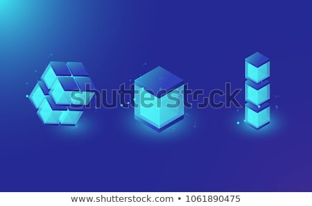 Ethereum Cryptocurrency Symbol in the Room Stock photo © make
