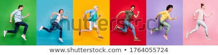 colour motivate stock photo © marinini