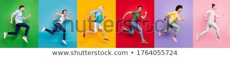 colour motivate Stock photo © marinini