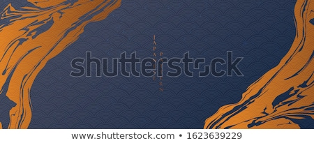 decorative traditional japanese background stock photo © oblachko