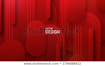 Abstract geometric 3d vector  Stock photo © alvaroc